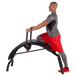 Health Mark Deluxe Backwave Traction Bench