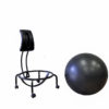 Health Mark Smart Chair-Black Ball