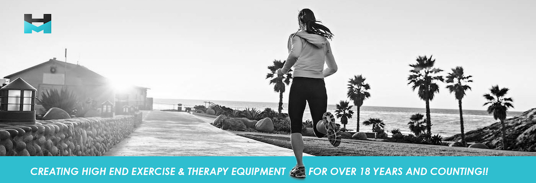 Creating High End Exercise Therapy Equipment